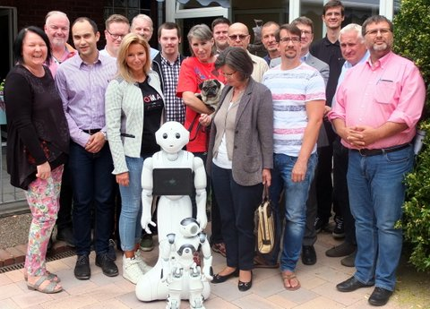 Kickoff AG Robotik NRW