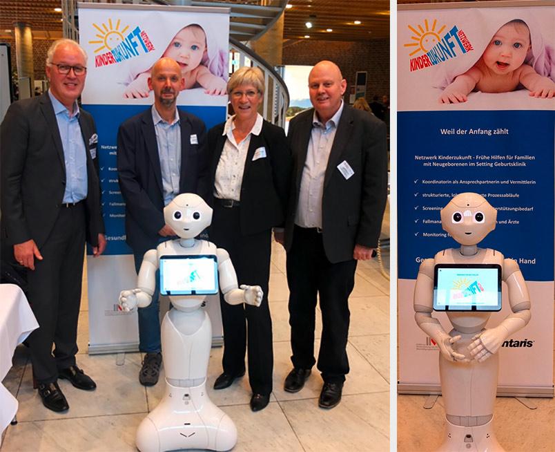 Robotik - Fachtagung Lotsendienste im Gesundheitswesen