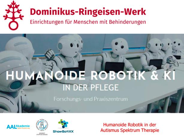 Robotik Pflege - Dominikus-Ringeisen-Werk
