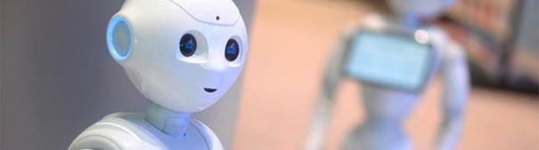 Pepper - Mein Helfer, der Pflege Roboter