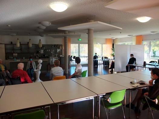 Kompetenzzentrum AriDA - Assistenzrobotik in Demenz und Autismus.